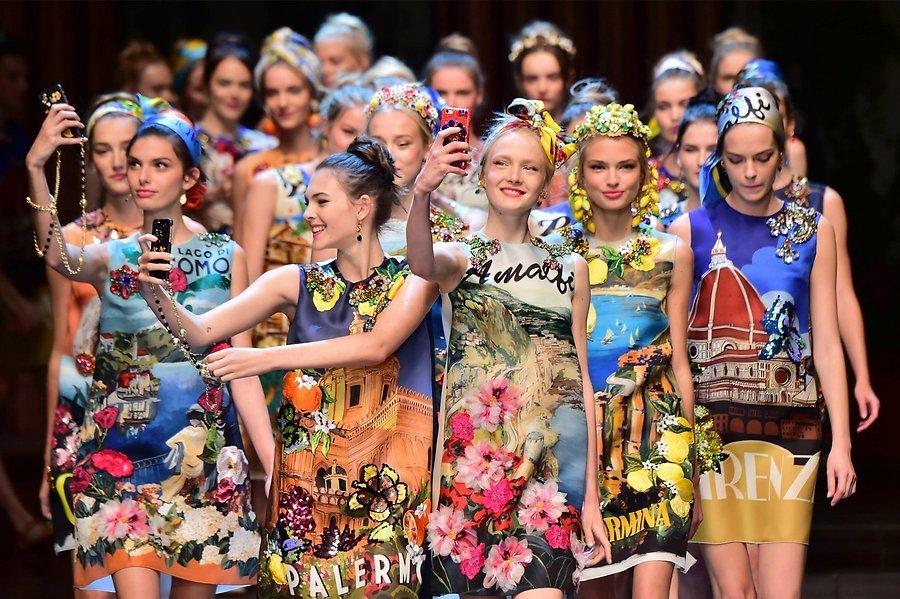 dolce and gabbana ladies fashion sydney moda blu boutique double bay